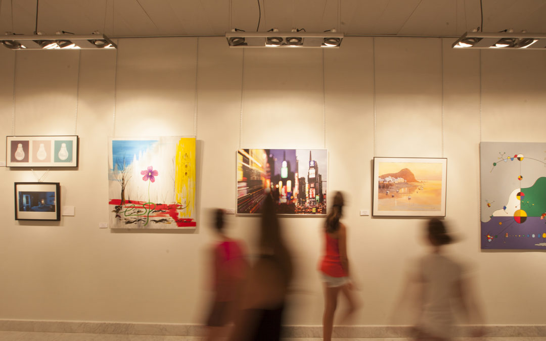 Exposición Centro Cultural Adolfo Suárez, Tres Cantos, Madrid