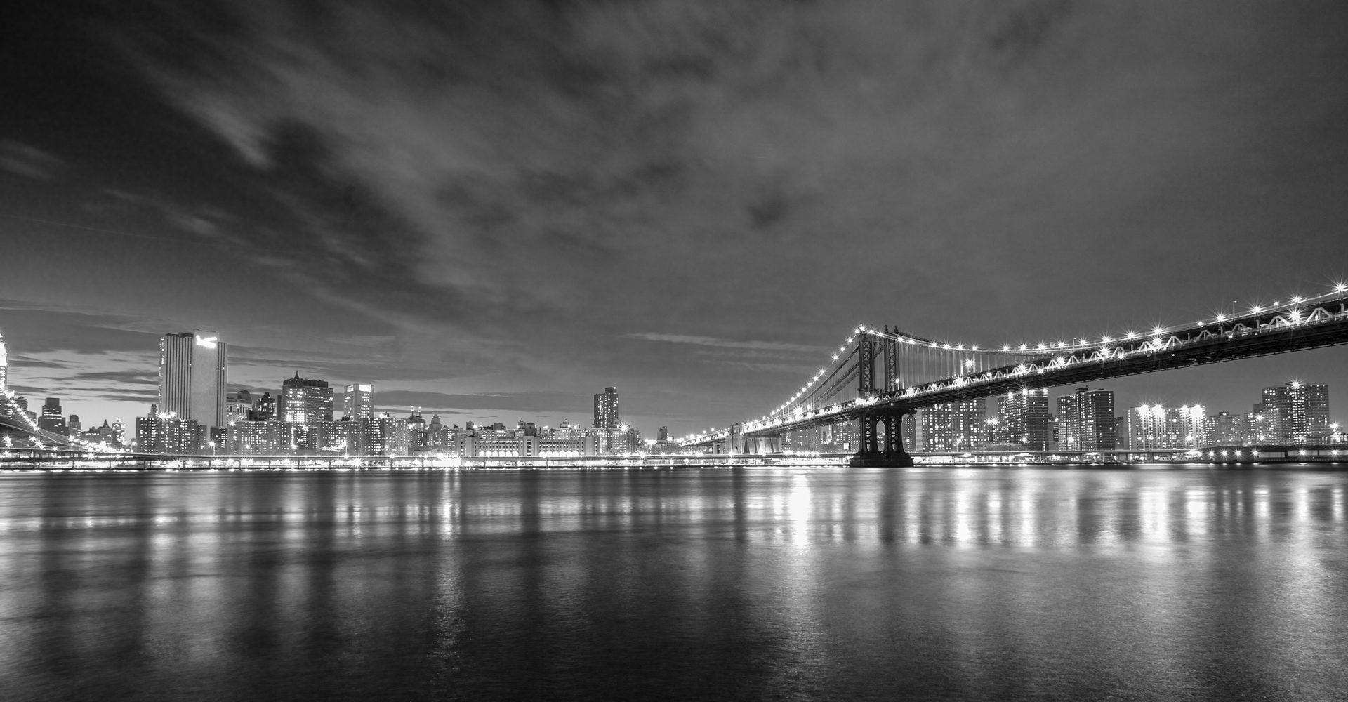 Almudena Plaza-New York-Brooklyn bridge 2