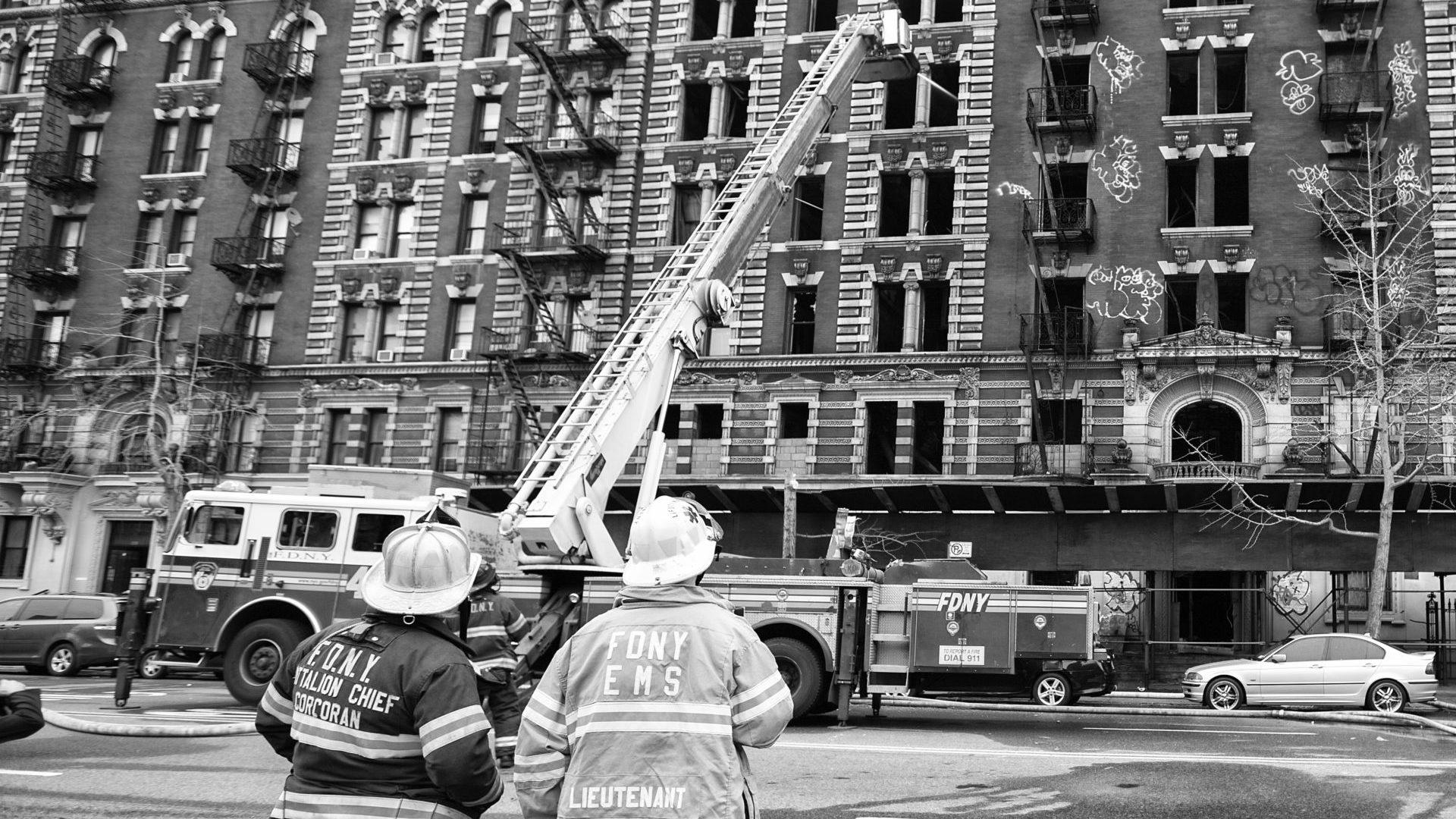 Almudena Plaza-New York-firemen