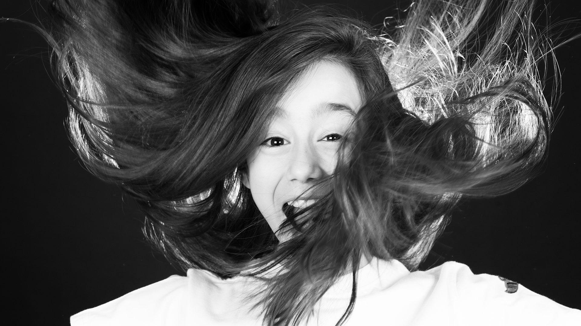 Almudena Plaza-retrato-actriz Priscila bw