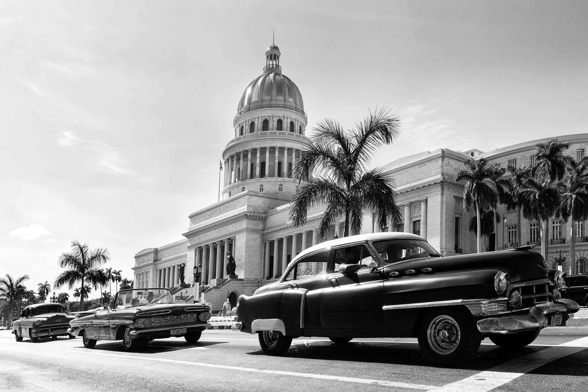 CUBA, LA HABANA, CAPITOLIO