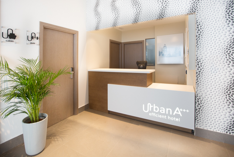 URBANA EFFICIENT HOTEL EN TRES CANTOS, MADRID